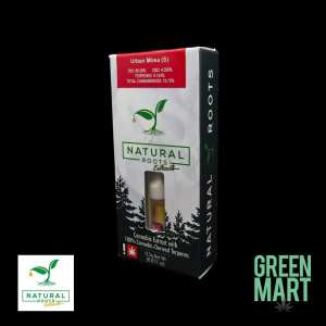 Natural Roots Extracts Cartridges - Urban Mosa