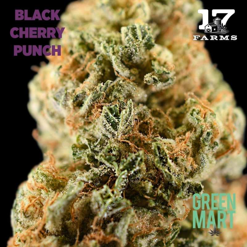 Black Cherry Punch by 17 Farms