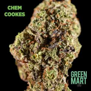 Chem Cookies by Laughing Grass Gardens