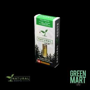 Natural Roots Extracts Cartridges - Cherry Wine