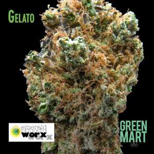 Gelato by Emerald Cannabis Worx