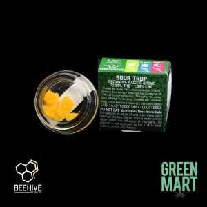 Bee Hive Extracts - Sour Trop Back