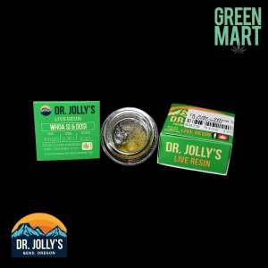 Dr. Jolly's Extracts - Whoa Si and Dosi Front