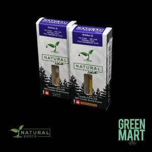 Natural Roots Extracts Cartridges - Zkittles