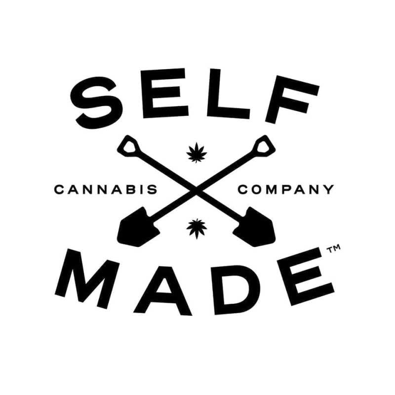 Self Made Cannabis Company Logo