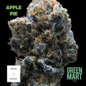 Apple Pie by Arnow Browne