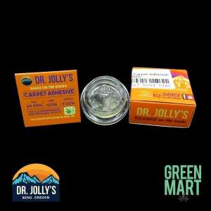 Dr. Jolly's Extracts - Carpet Adhesive Sauce on Rocks Front