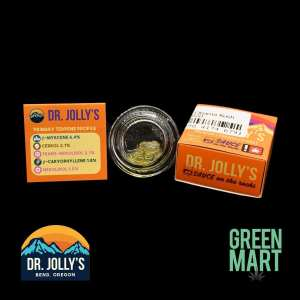 Dr. Jolly's Extracts - Obama Kush Terps
