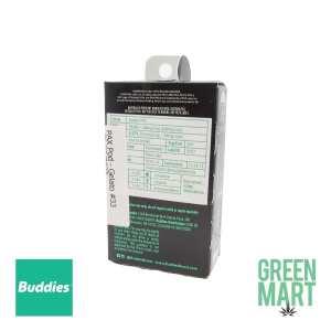Buddies Brand Pax Pod - Gelato33 Back