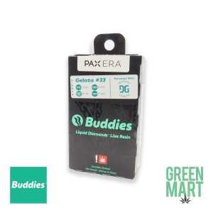 Buddies Brand Pax Pod - Gelato33 Front