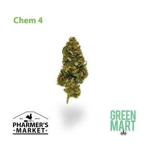 Pharmer's Market Chem 4 Flower