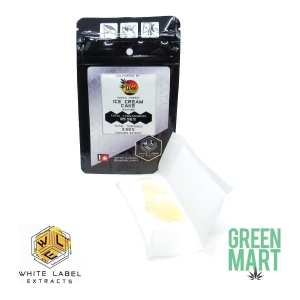 White Label Extracts - Ice Cream Shatter Front