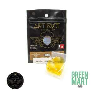 Artifact Extracts - Lemon Meringue Front