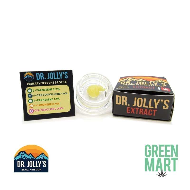 Dr. Jolly's Extracts - Crater Kush