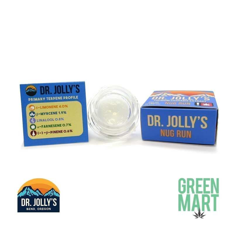 Dr. Jolly's Extracts - King's Stash Nug Run