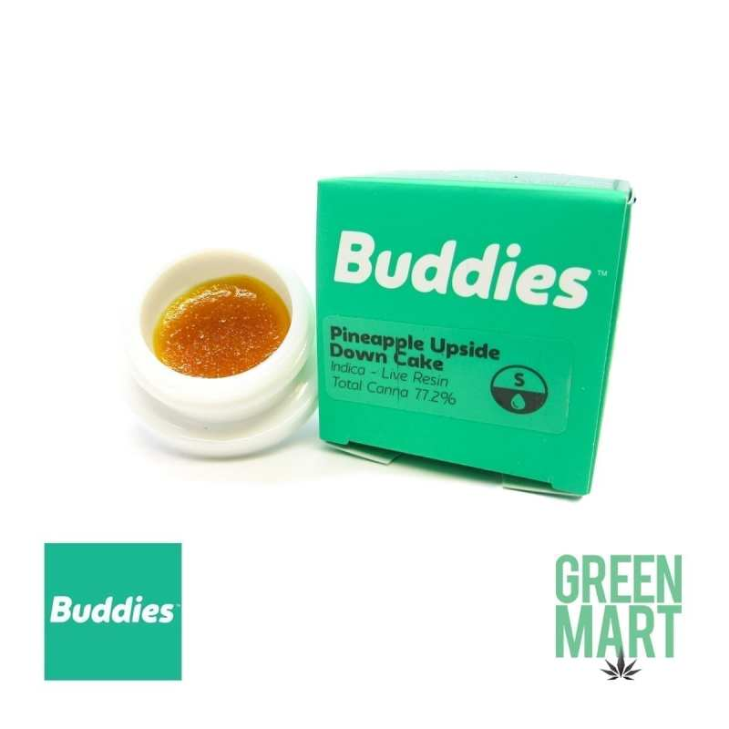 Buddies Dab - Pineapple Upside Down Cake