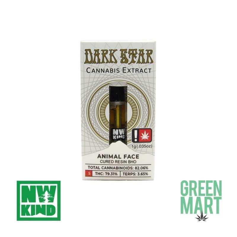 NW Kind Distillate Cartridge - Animal Face