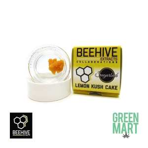 Bee Hive Extracts - Lemon Kush Cake
