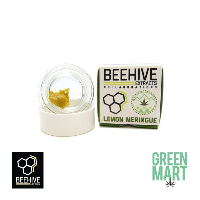 Bee Hive Extracts - Lemon Meringue Badder