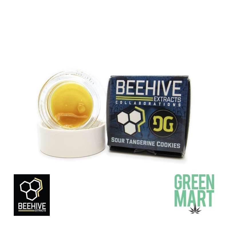 Bee Hive Extracts - Sour Tangerine Cookies Badder