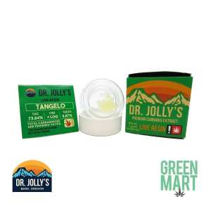 Dr. Jolly's Extracts - Tangelo Live Resin