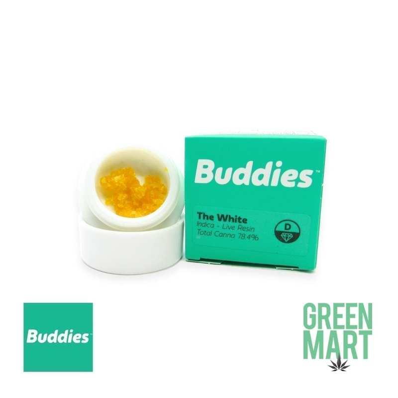 Buddies Dab - The White