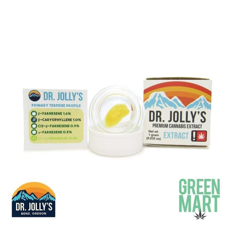 Dr. Jolly's Extracts - Sour Blue
