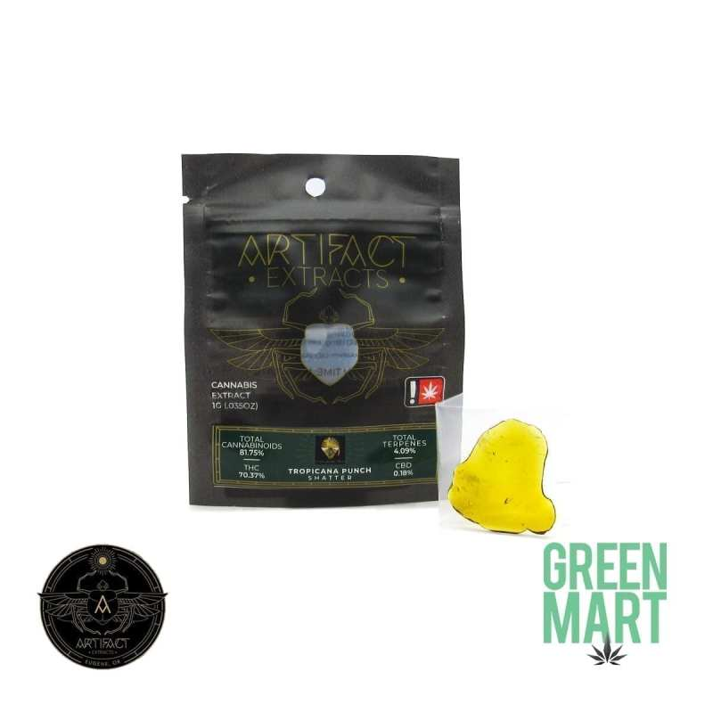 Artifact Extracts - Tropicana Punch Shatter