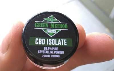 WHY SHOULD YOU BUY CBD ISOLATES?