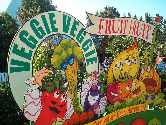 Veggie Veggie Fruit Fruit