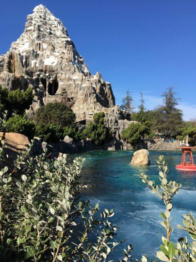 Matterhorn Mountain | Green Monorail Destinations