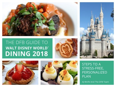 Disney Food Blog | Guide to Disney Guides | Green Monorail