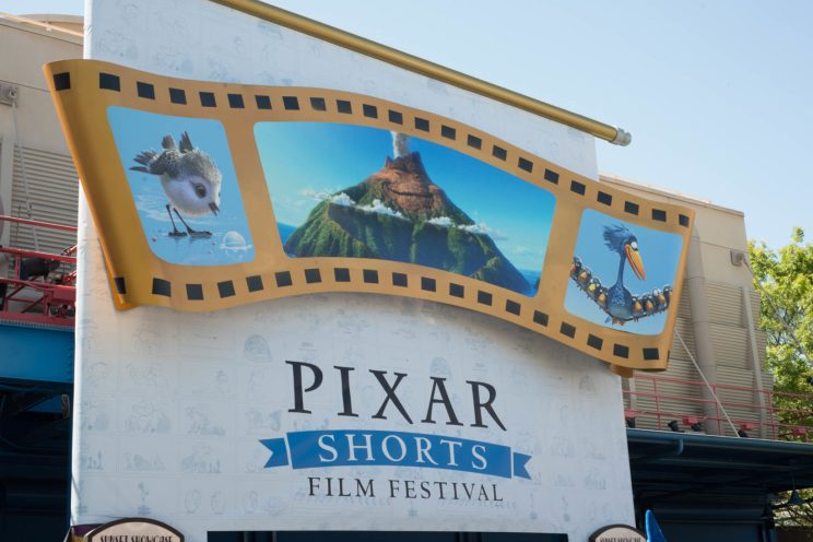 Pixar Shorts Disney Pixar Disneyland Green Monorail Destinations