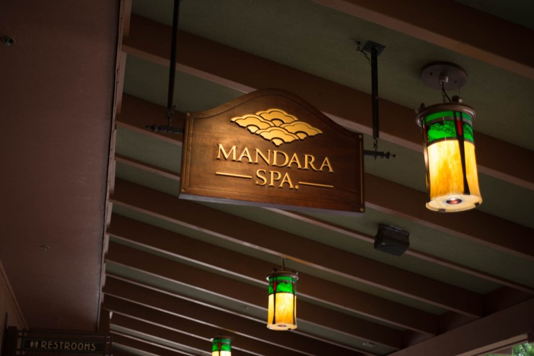Mandara Spa - The Complete Guide to Disneyland for Adults