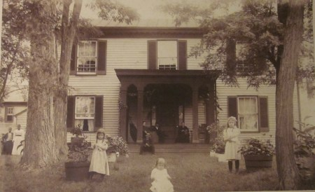 Green Mont and the Flemings in 1891