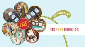 Pick a Free Project Kit!