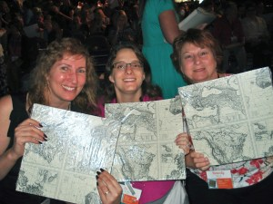Inspire.Create.Share. – Stampin' Up! Convention 2014 – Day 3