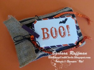 Halloween Treat Bags – My Paper Pumpkin Style