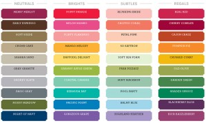 Stampin' Up! Color ReVamp – New Colors