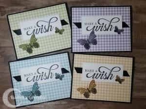 Butterfly Gala Card Set