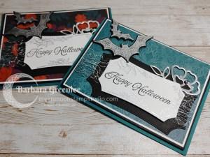 Hallows Night Magic Card