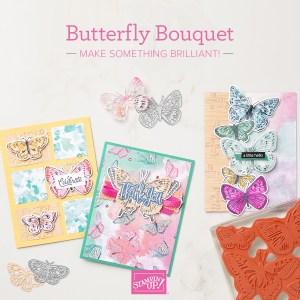Sneak Peek Butterfly Brilliance Collection