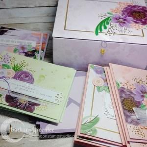 Gorgeous Posies Card Kit