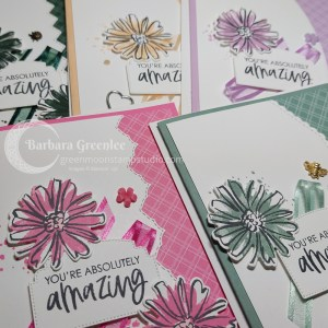 In Color Card Set with Color & Contour