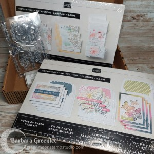 Kits by Stampin Up