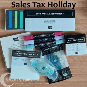 Sales Tax Holiday in 13 States