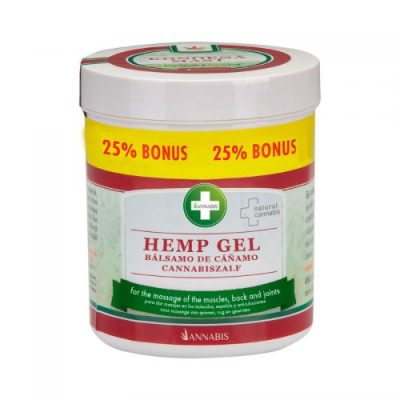 Annabis HEMP GEL de cannabis
