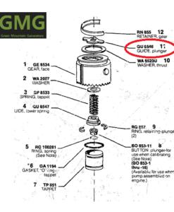 Onan Generator Fuel Pump Onan 4000 Fuel Pump Wiring