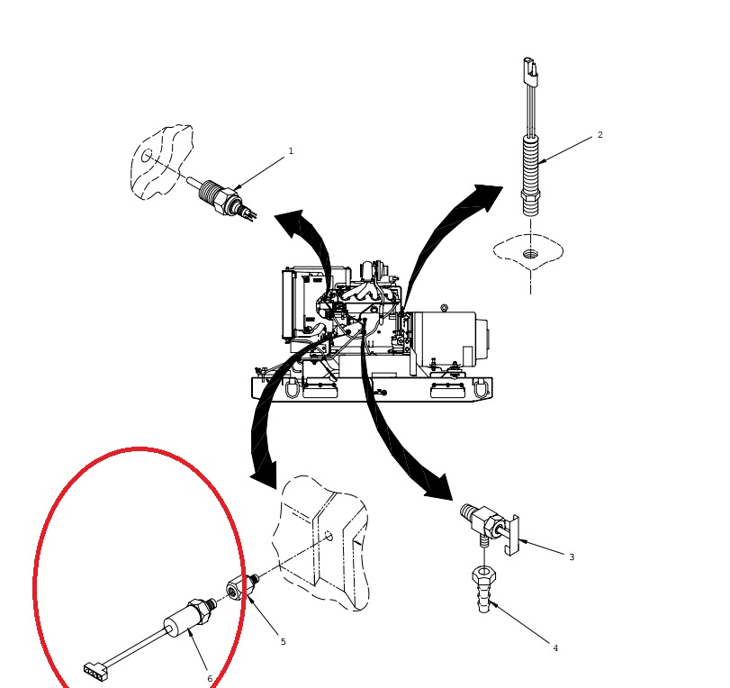 MEP805B-MEP815B Pressure Transmitter MSP-300-100-P-3-N