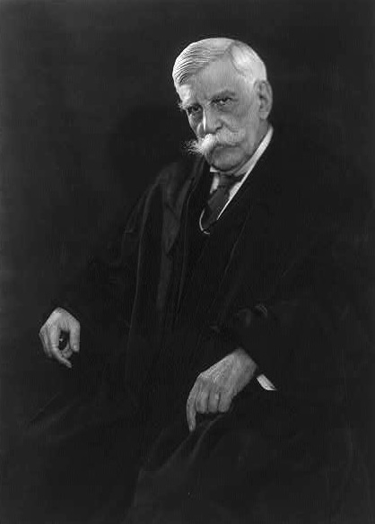 Oliver Wendell Holmes wrote the majority opinion for Moore v. Dempsey, which altered the U. S. Supreme Court's approach toward equal protection, thus paving the way for more progressive civil rights decisions. (Photo: Library of Congress)